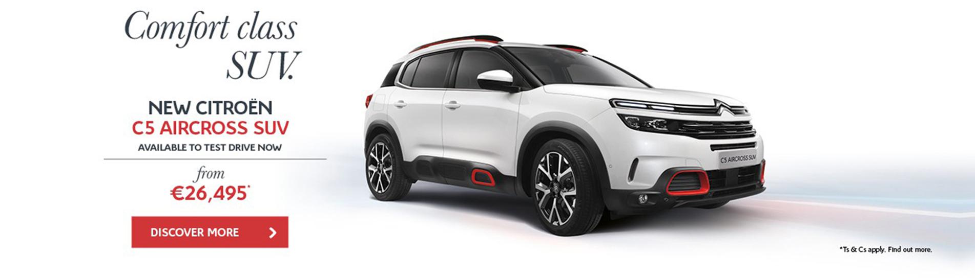 Used Cars For Sale, New Citroen, Subaru Cork